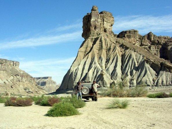 Kund Malir – Hingol National Park