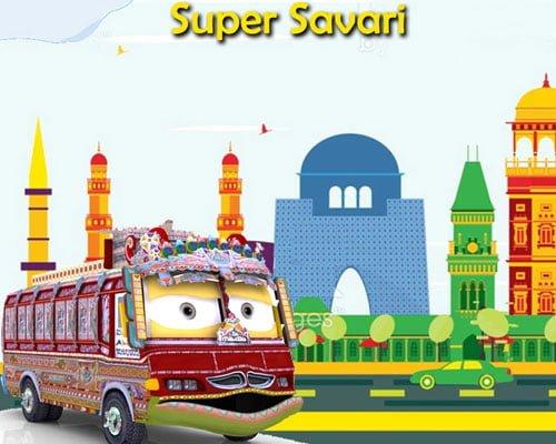 Karachi Super Savari